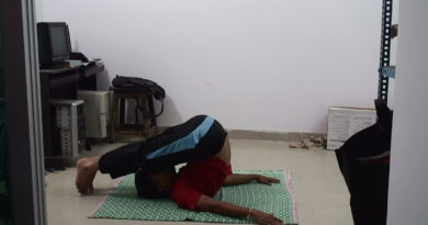 halasana for beginners