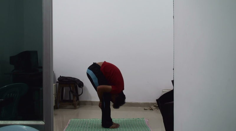 Uttanasana For Beginners