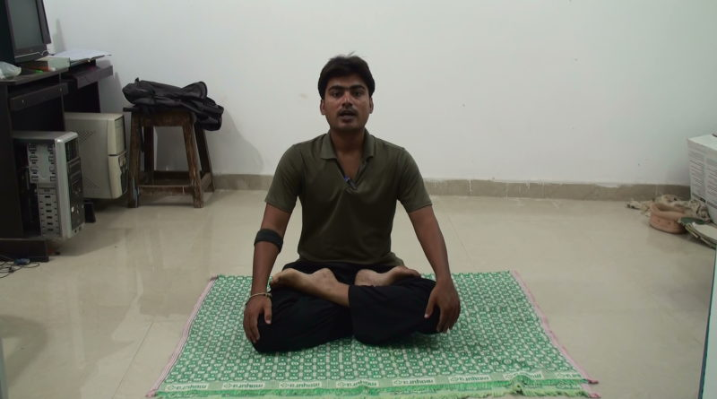 Padmasana For Beginners