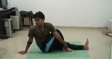 Vakrasana For Beginners