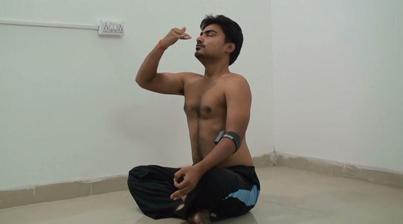 Anuloma Pranayama