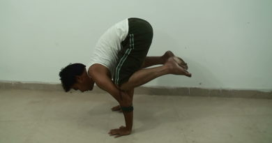 Advanced Bakasana