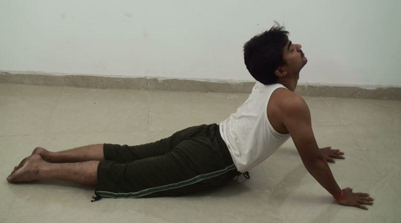 Simple Bhujangasana – Cobra Pose for all – Snake Pose