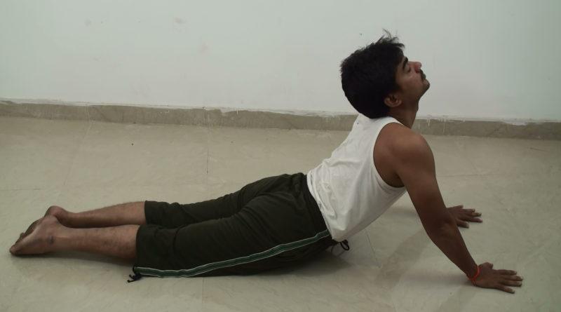 Simple Bhujangasana - Cobra Pose